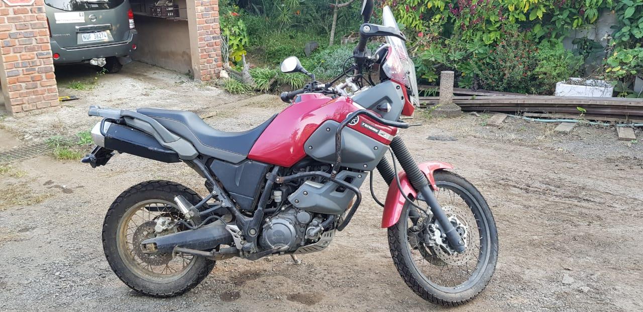 2009 Yamaha XT660X