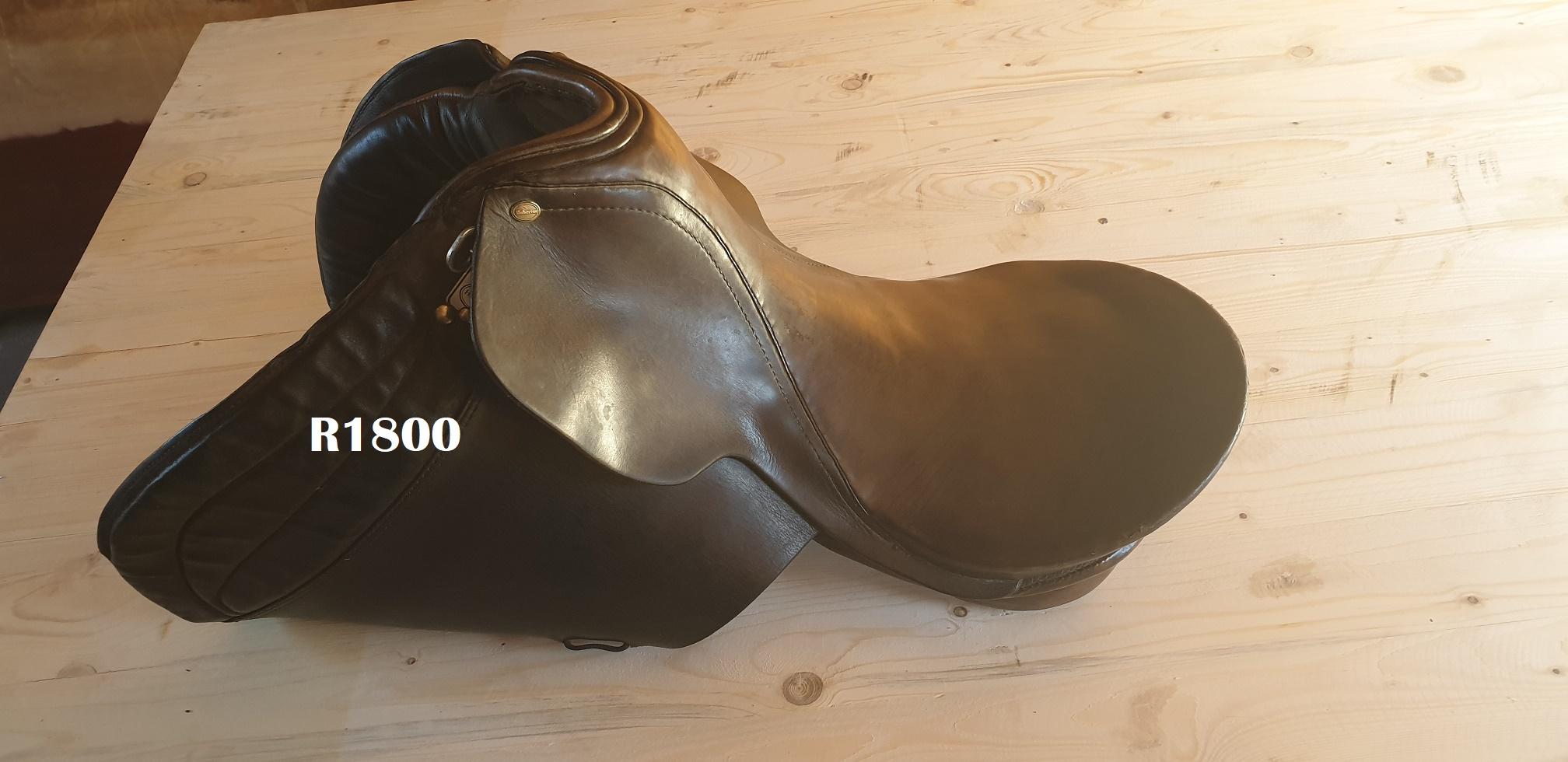 Hubertus scan-horse Saddle