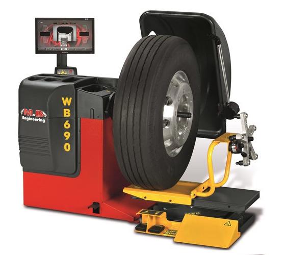 Wheel balancer WB690