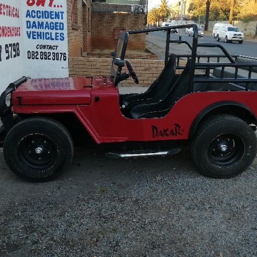 1998 Jeep Willys