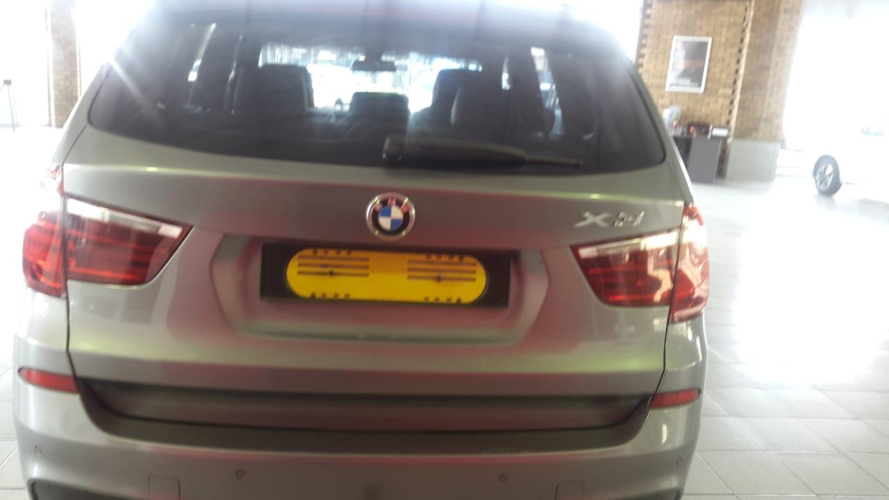 2013 BMW X3 xDRIVE 20d M SPORT (G01)