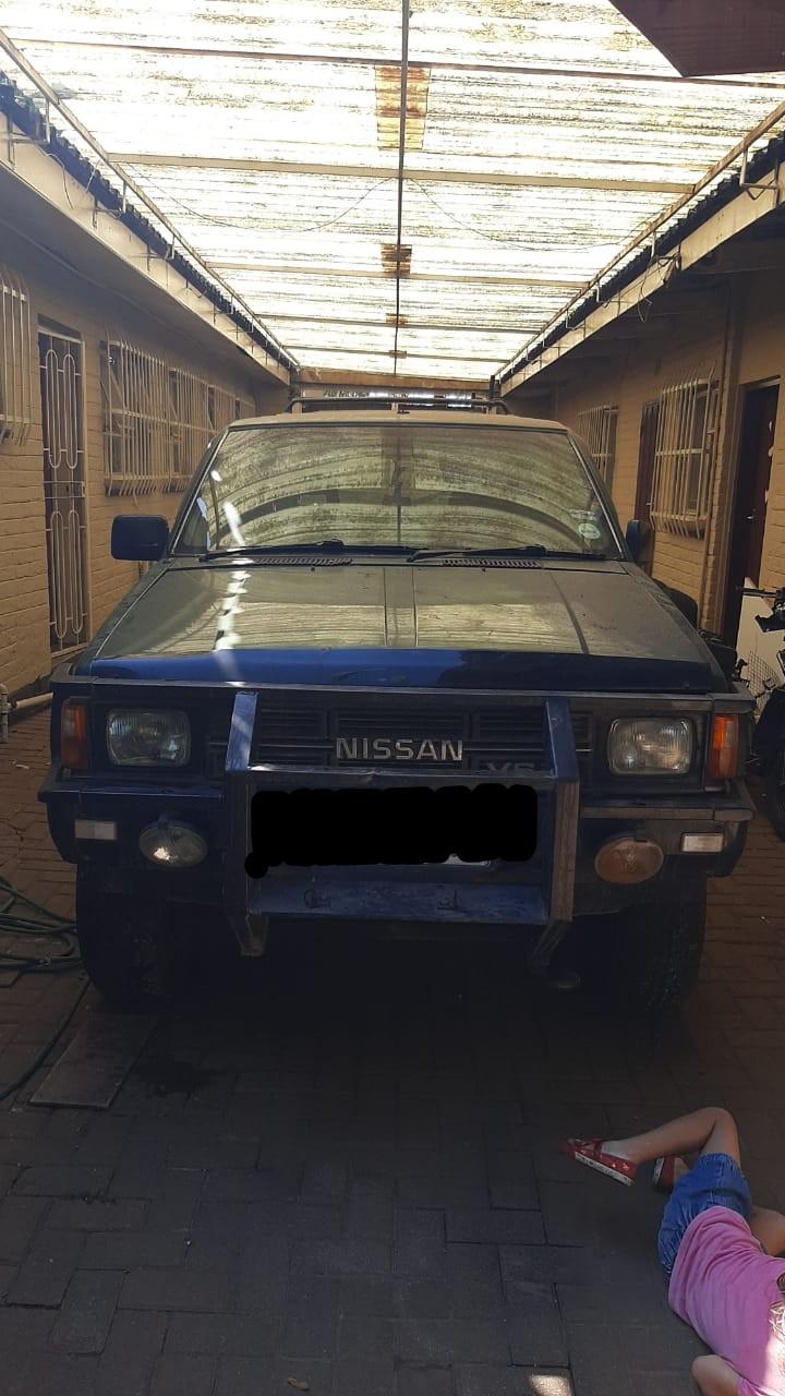 1993 Nissan Sani