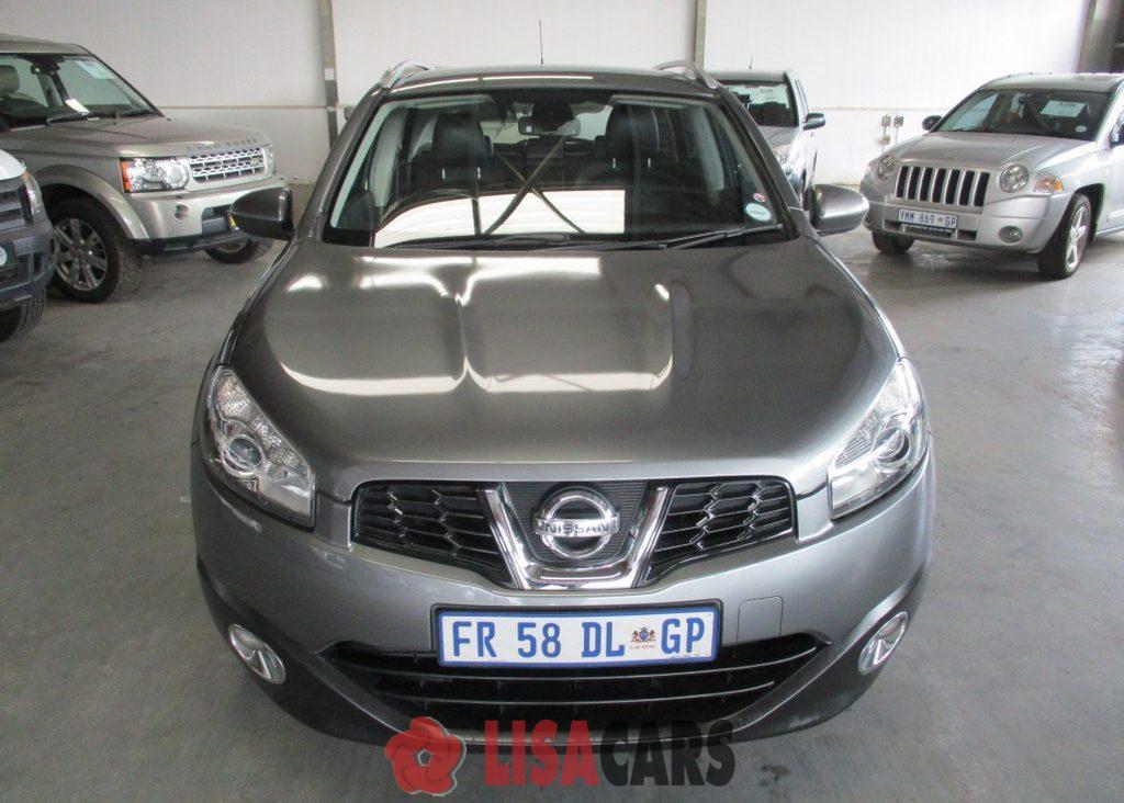 2011 Nissan Qashqai QASHQAI 1.5 dCi ACENTA PLUS
