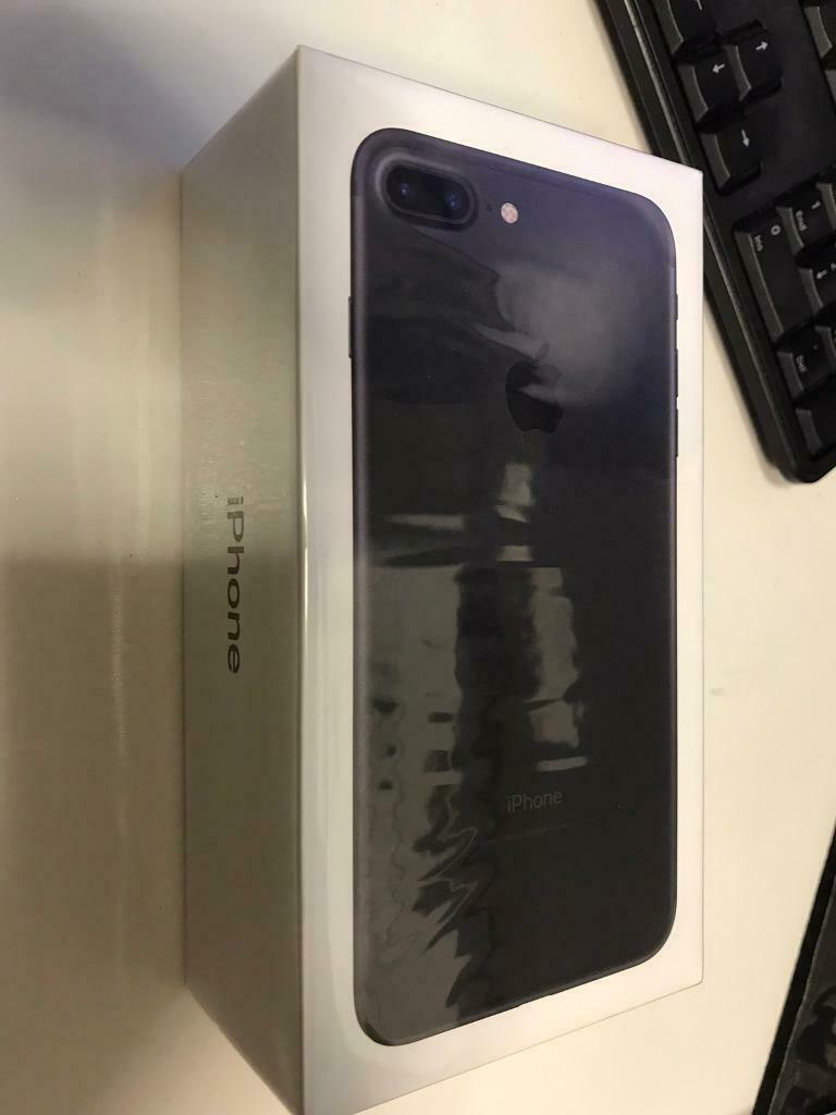 Clean iPhone 7 plus With Accessories! Brand new