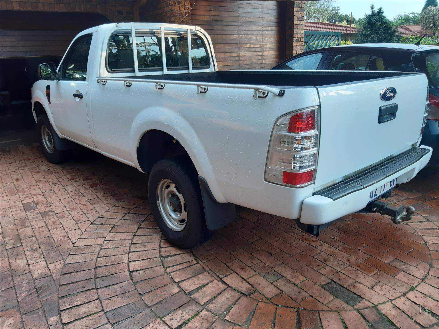 2012 Ford Ranger 2.2 Single cab