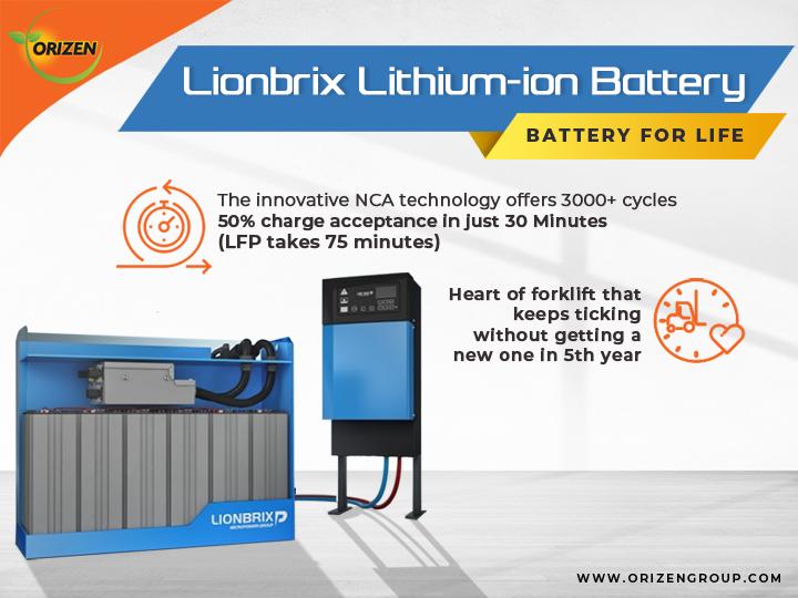 LIONBRIX Li-ion System: An Industrial Power Wizard