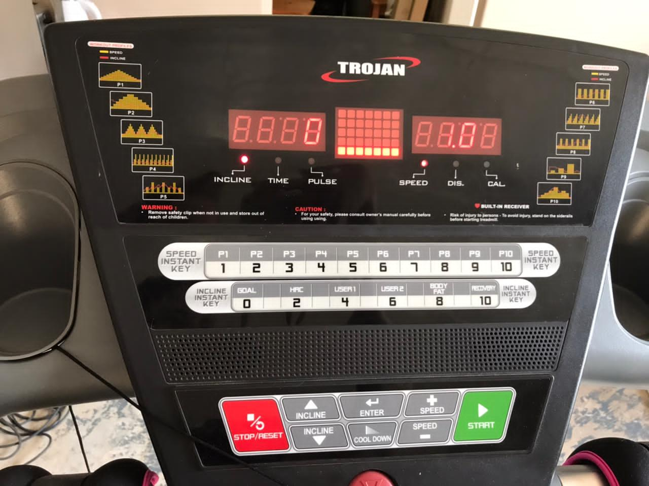 Trojan Treadmill for sale