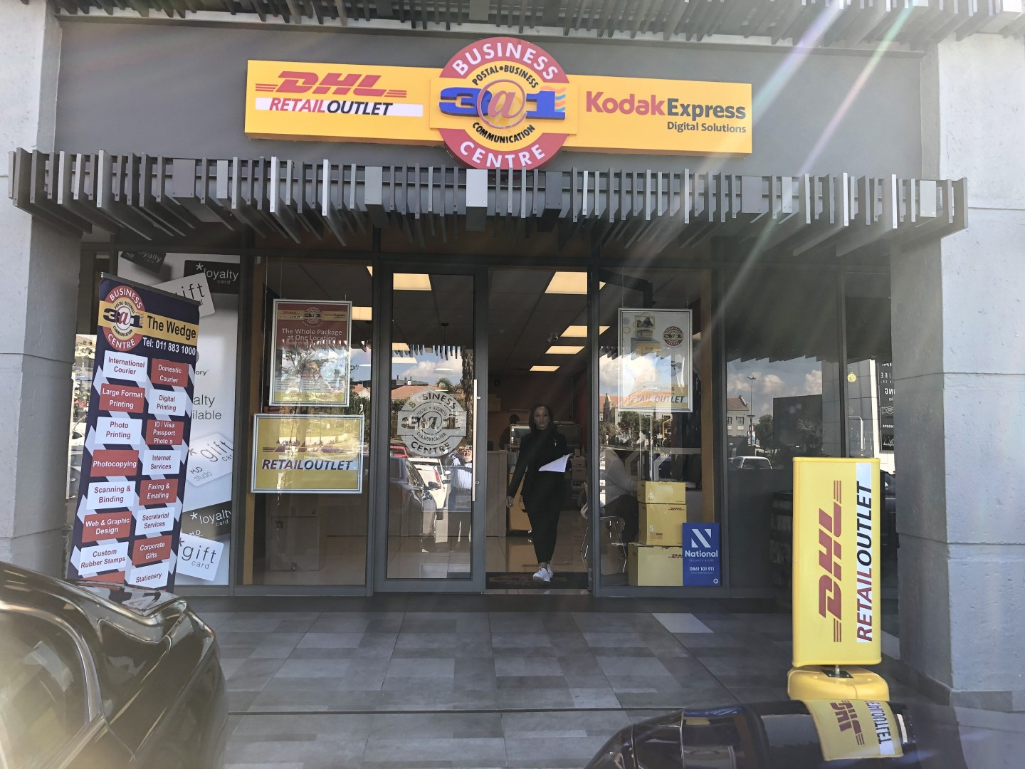 3 at 1 Business Centre Franchise for Sale R825,000 PRICE DROPPED