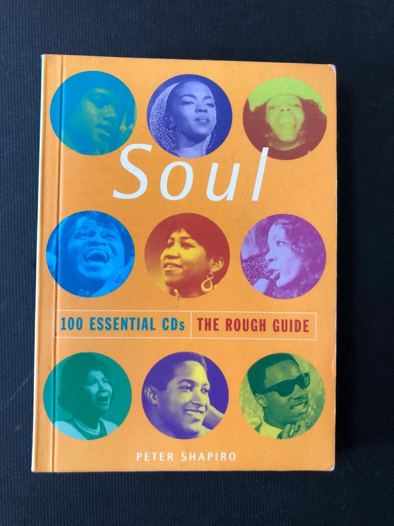 Book: The Rough Guide to Soul 100 Essential CDs