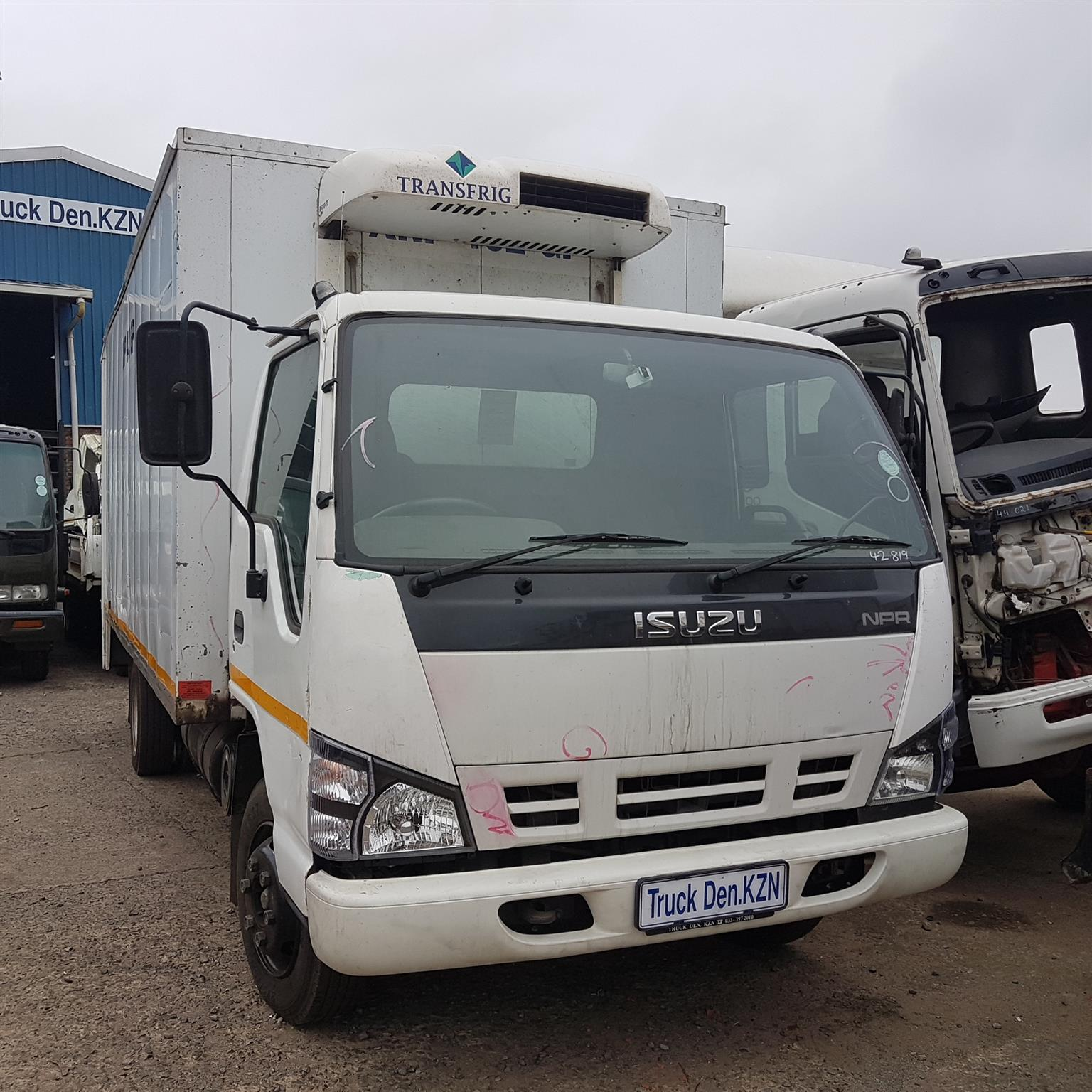 2008 Isuzu NQR 500 Truck - Sitec   4HK1 Ti Engine | Junk Mail