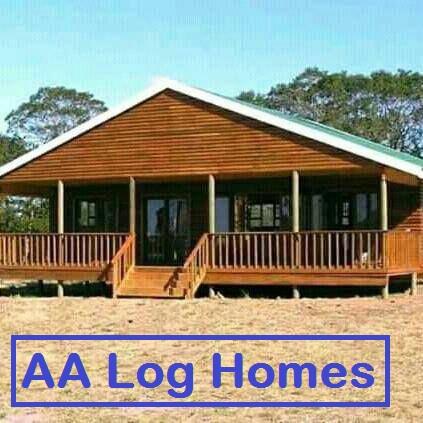 AA Log Homes