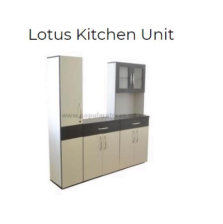 Lotus 3 pc Kitchen set