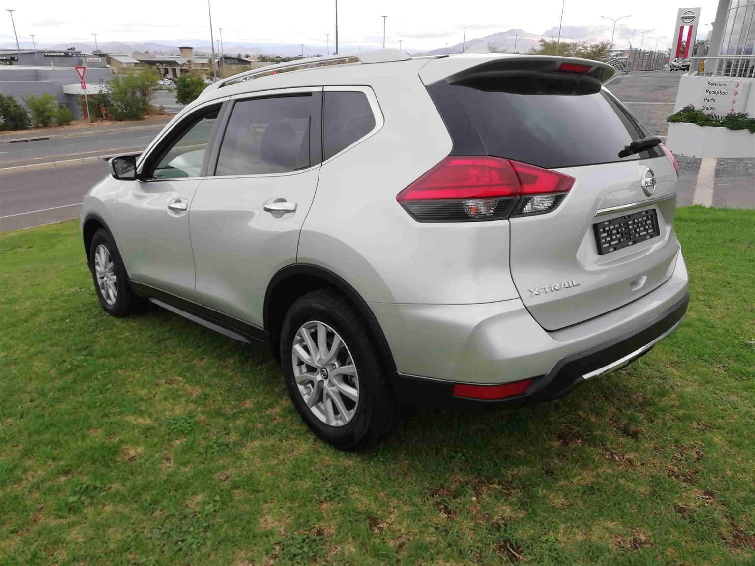 2018 Nissan X-Trail 2.5 4x4 SE CVT
