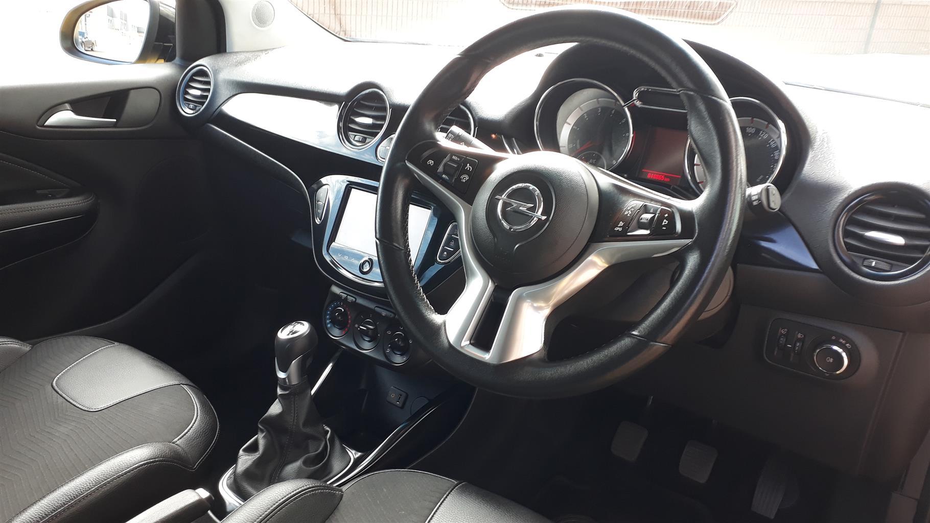 2015 Opel Adam 3-door ADAM 1.0T (3DR)
