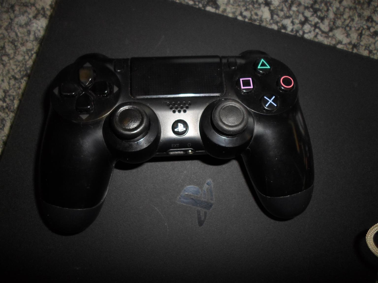 500GB PS4