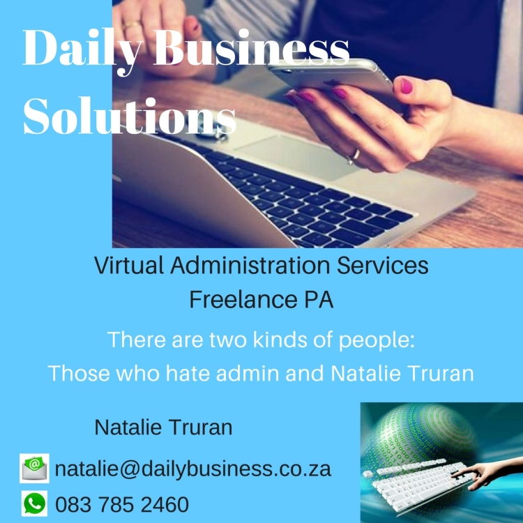 A - Daily Business Typing Solutions