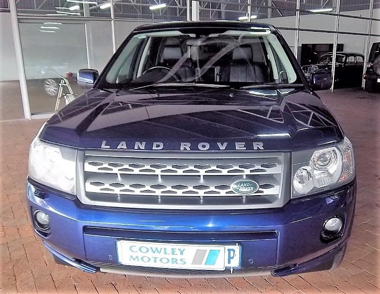 2011 Land Rover Freelander 2 SD4 HSE | Junk Mail
