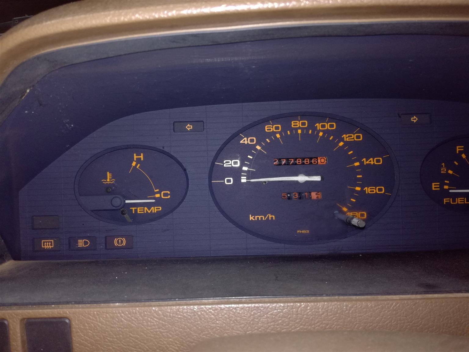 1985 Nissan Langley