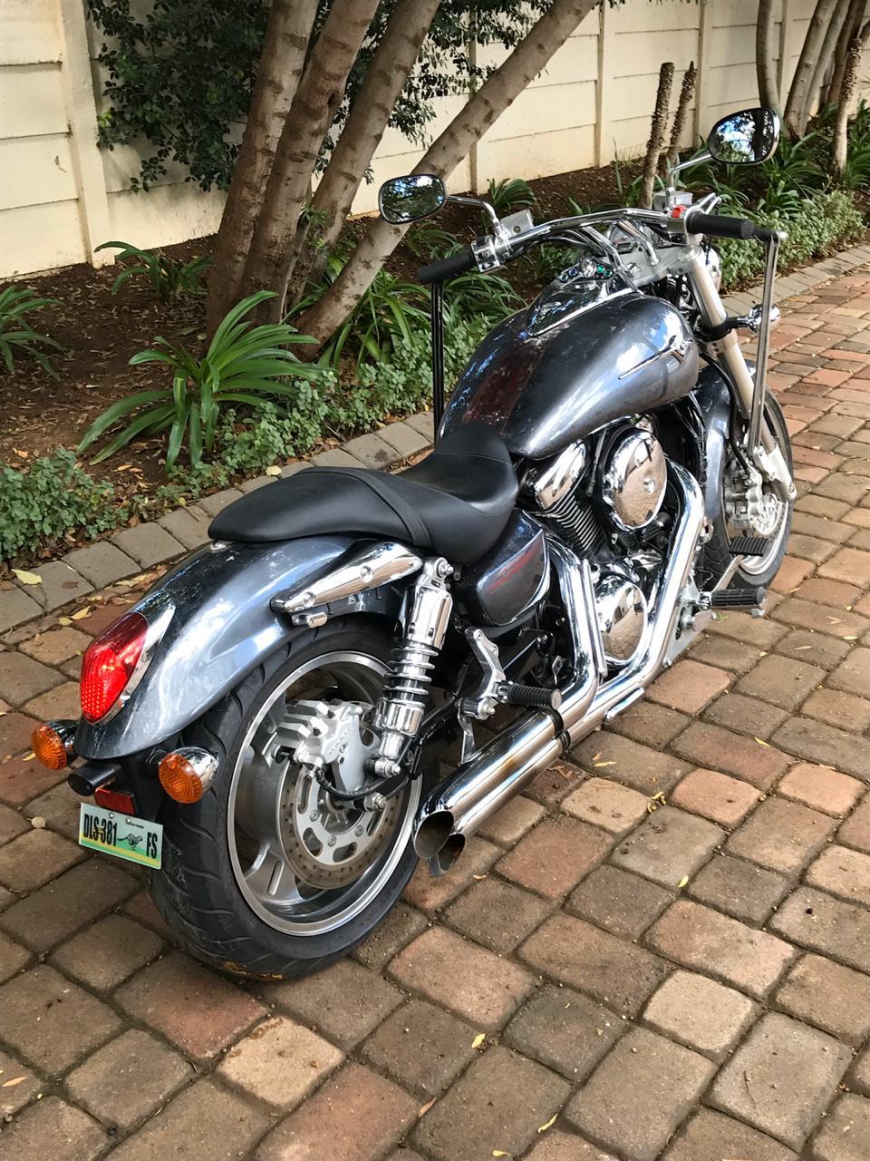 2004 Kawasaki VN1600