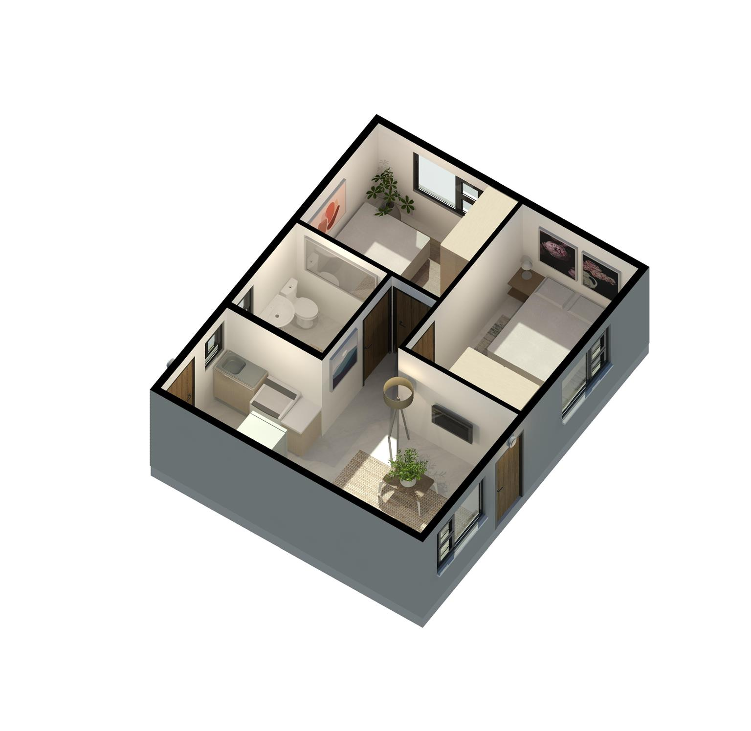 Toekomsrus Ext 5 Phase 1 - NOW SELLING!