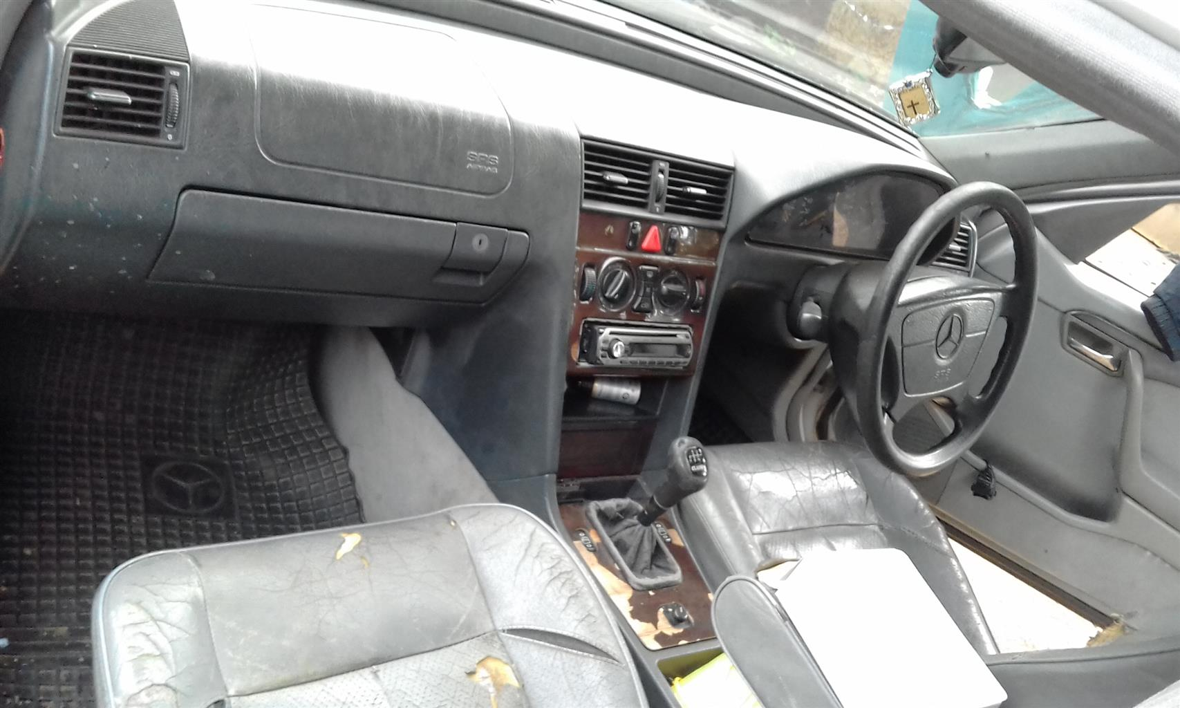 1997 Mercedes Benz C Class C180