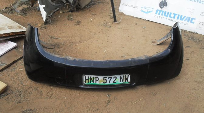 Ford Ka Rear Bumper