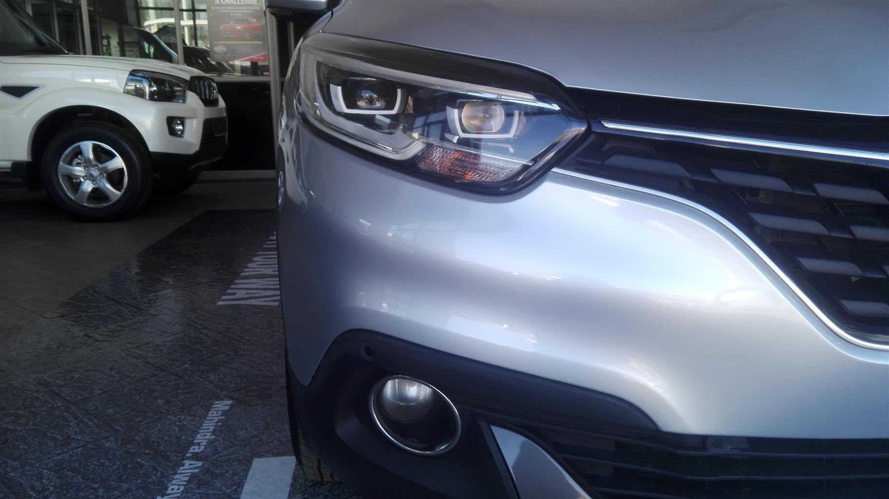 2017 Renault Kadjar 96kW dCi Dynamique 4WD