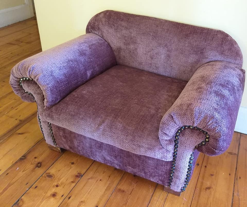 Astonishing Kiddies Couch Bralicious Painted Fabric Chair Ideas Braliciousco