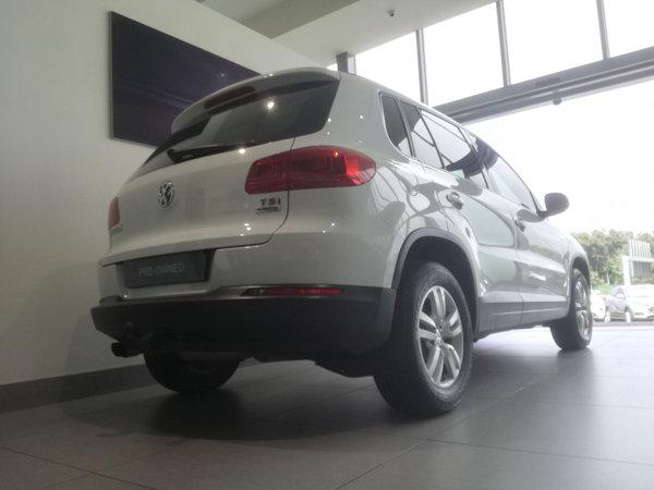 2016 VW Tiguan 1.4TSI Trend&Fun