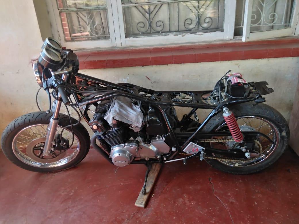 1979 Honda CB