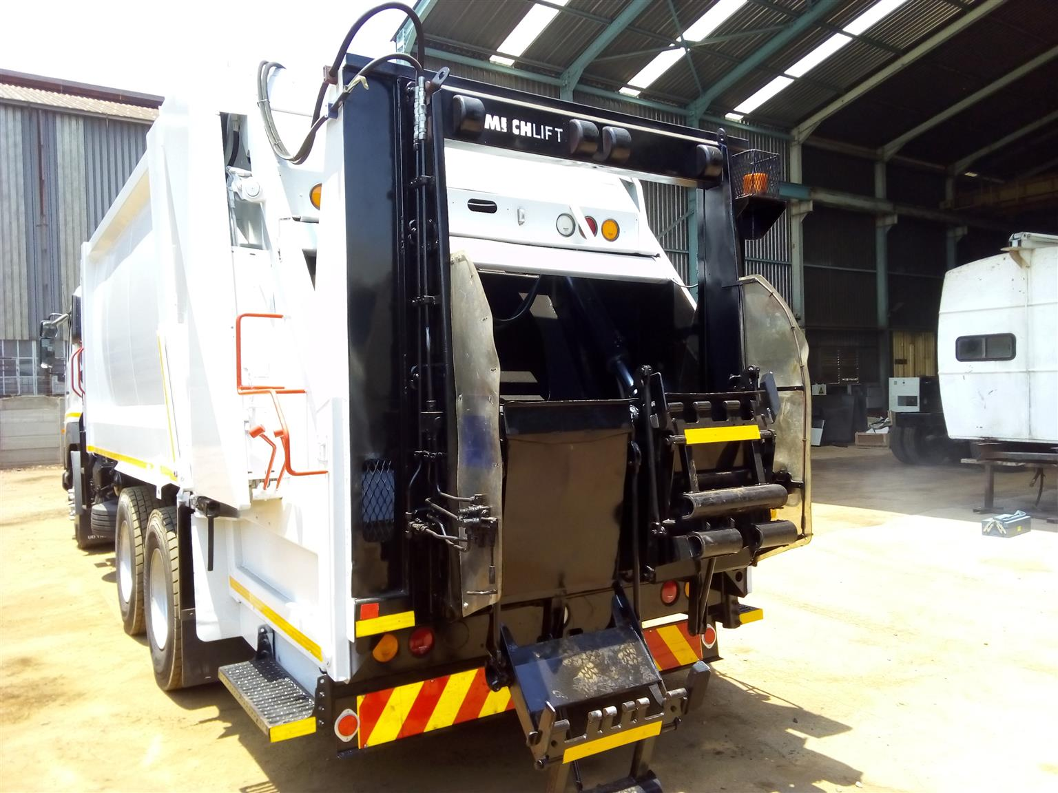 Brand new Compactors. We supply the best!
