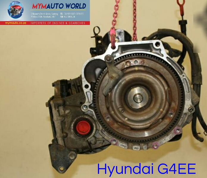 Imported used HYUNDAI G4EE MANUAL gearboxes. Complete second hand used gearboxe