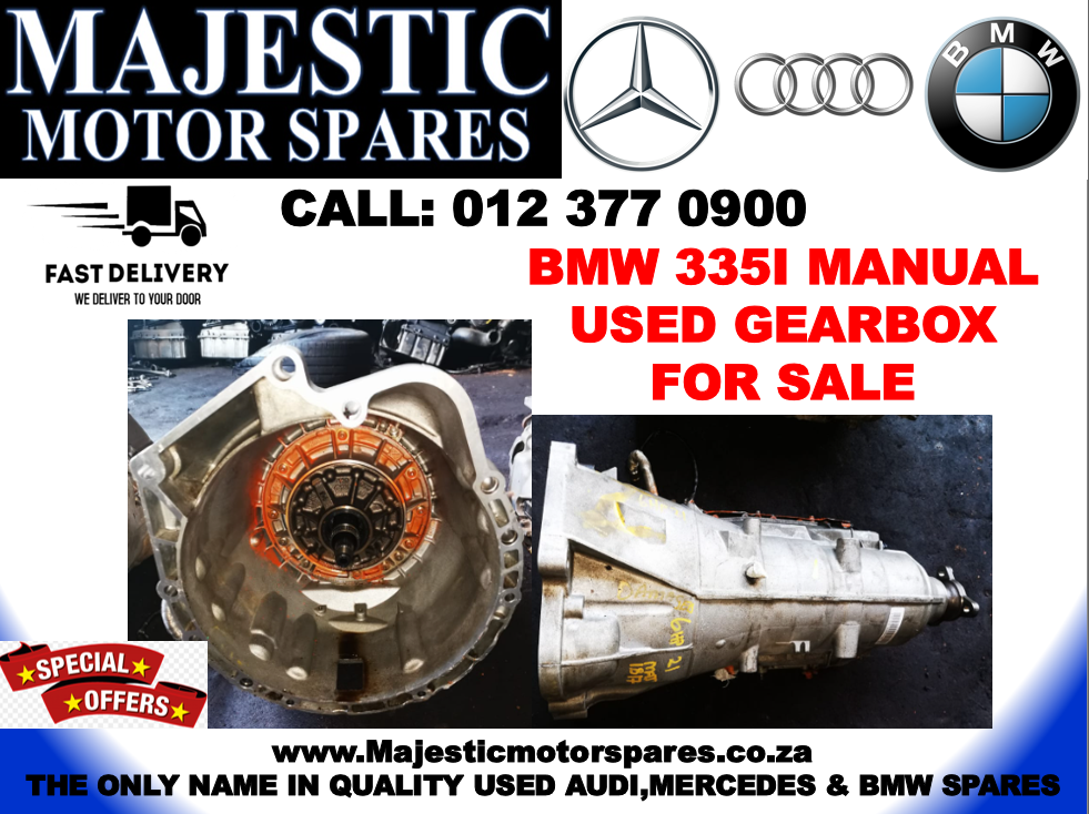 BMW 325I used manual gearbox for sale