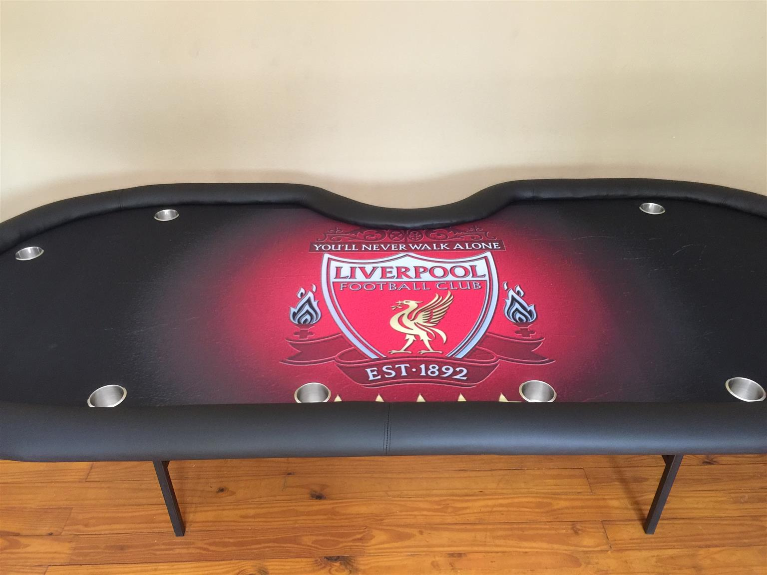 New full size piker table for sale