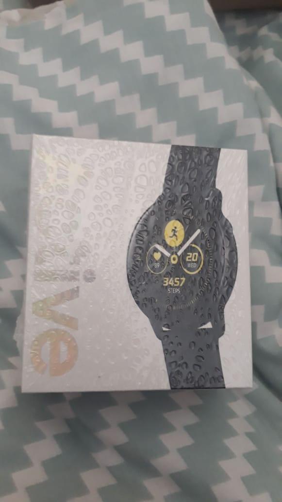Samsung galaxy active smart watch