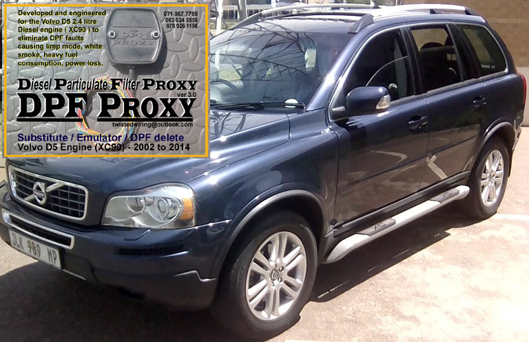 2012 Volvo XC90 D5 Executive | Junk Mail