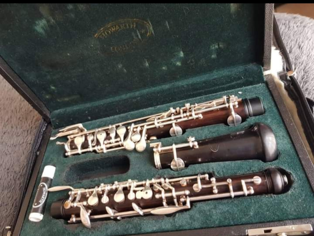 Advanced/Intermediate Level Oboe for sale