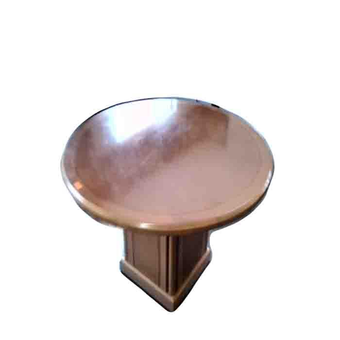 2 Tone boardroom table