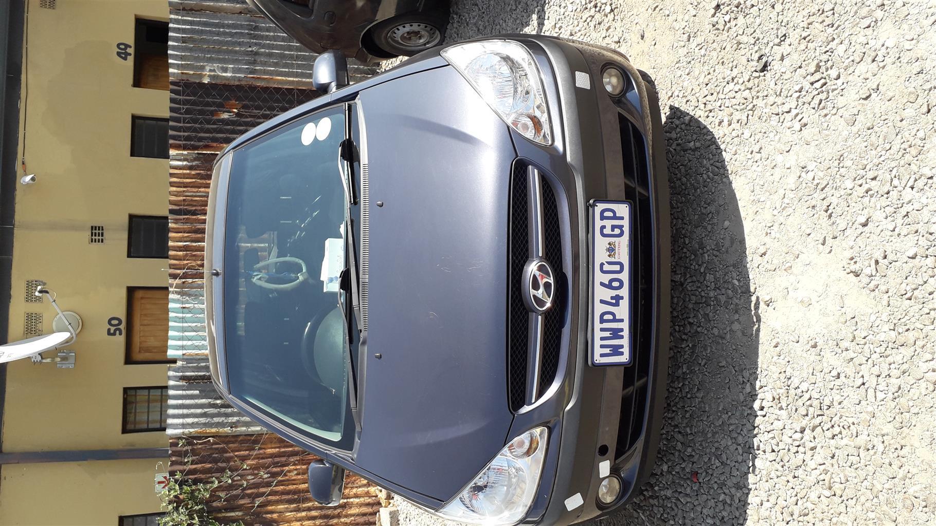 2010 Hyundai Getz 1.5CRDi high spec