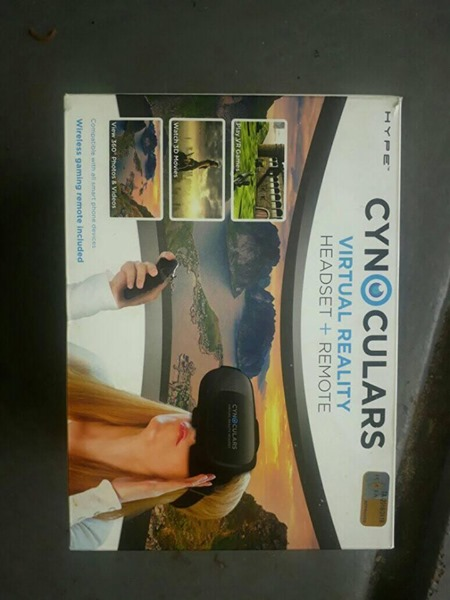 Cynoculars VR for sale