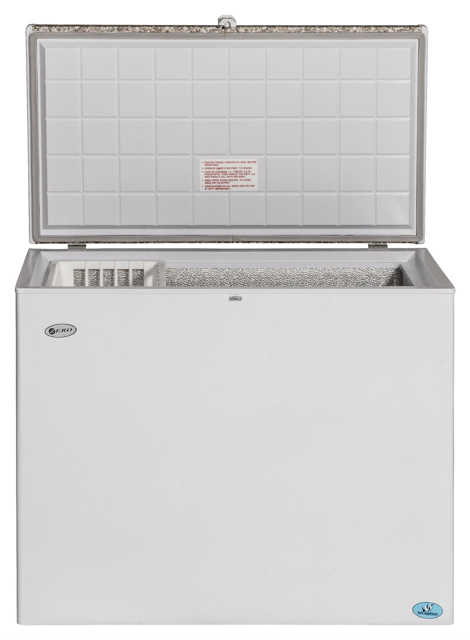 GAS/ELECTRIC FREEZER 215L