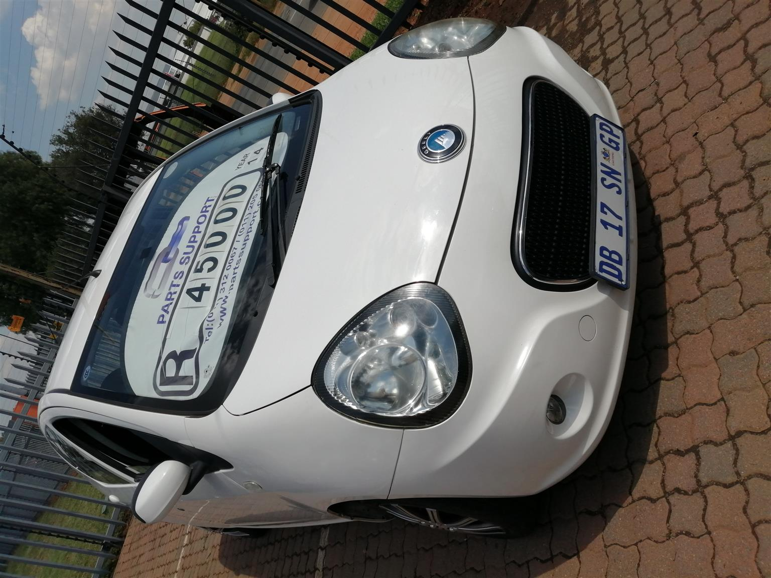 2014 Geely LC 1.0 GC2 GS