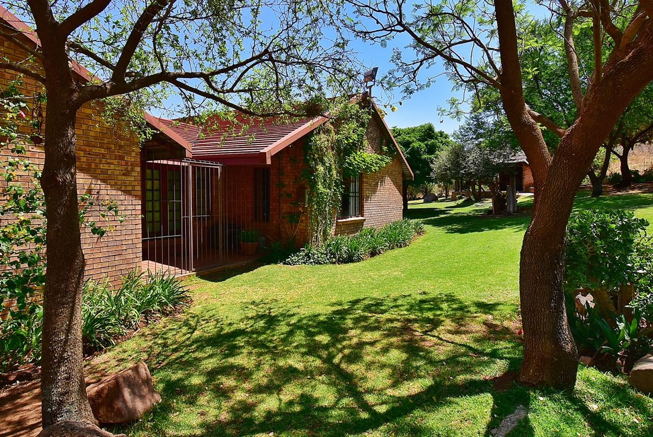 Small Holding For Sale in Bloemfontein Rural