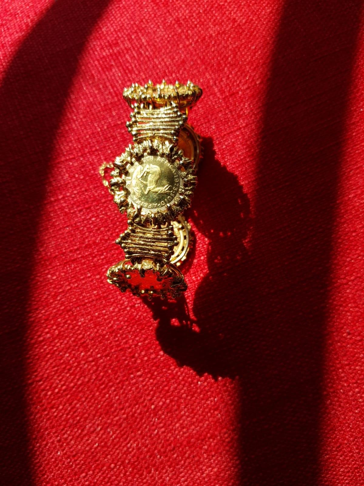 Antique Collectors Bracelet