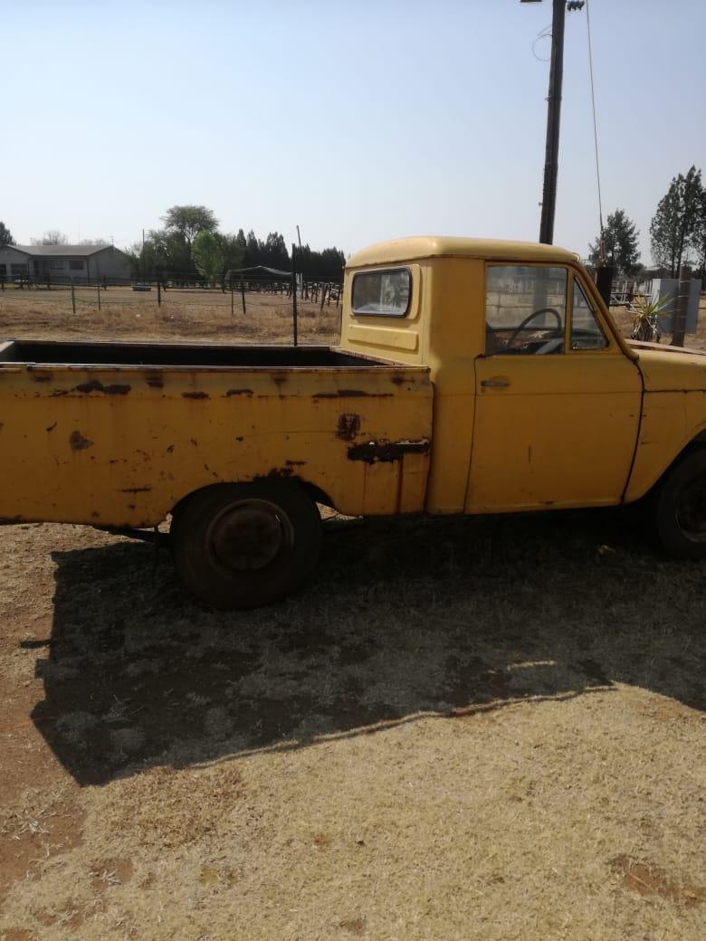 1958 Toyota Hilux 2.0