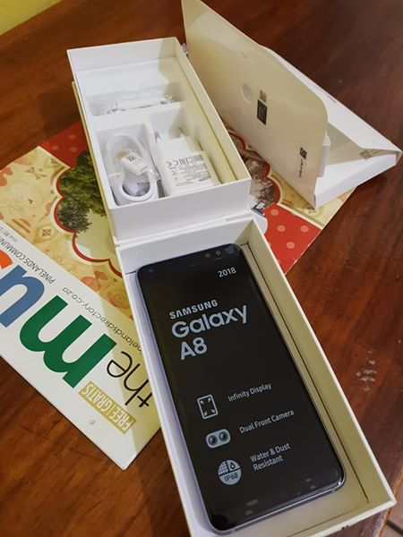 Samsung Galaxy A8 For Sale