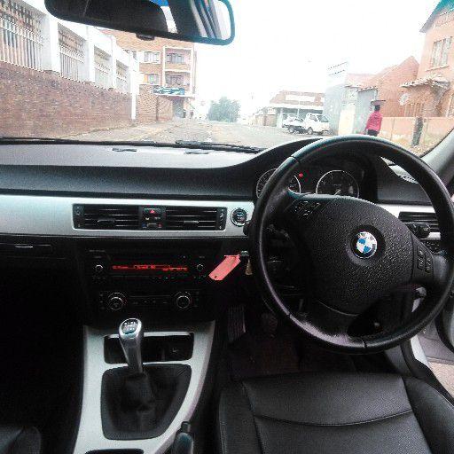 2011 BMW 3 Series sedan 320i AT (G20)