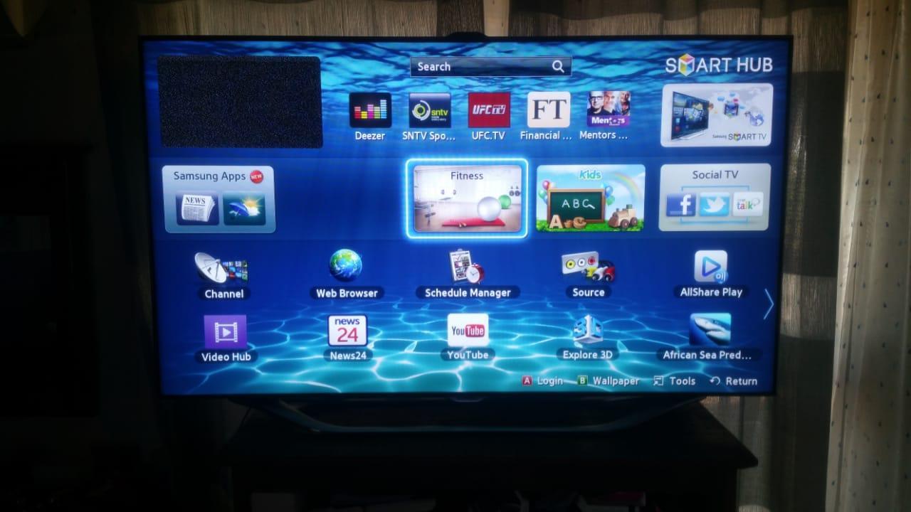 "Samsung tv 50""."