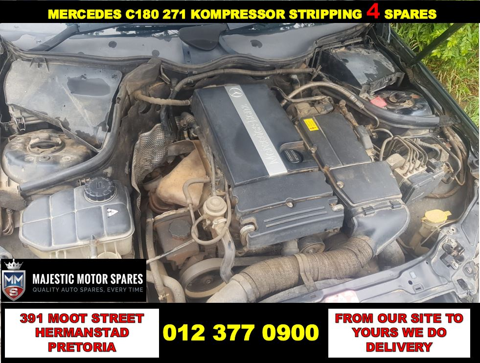 Mercedes Benz C180 used 271 replacement engine for sale