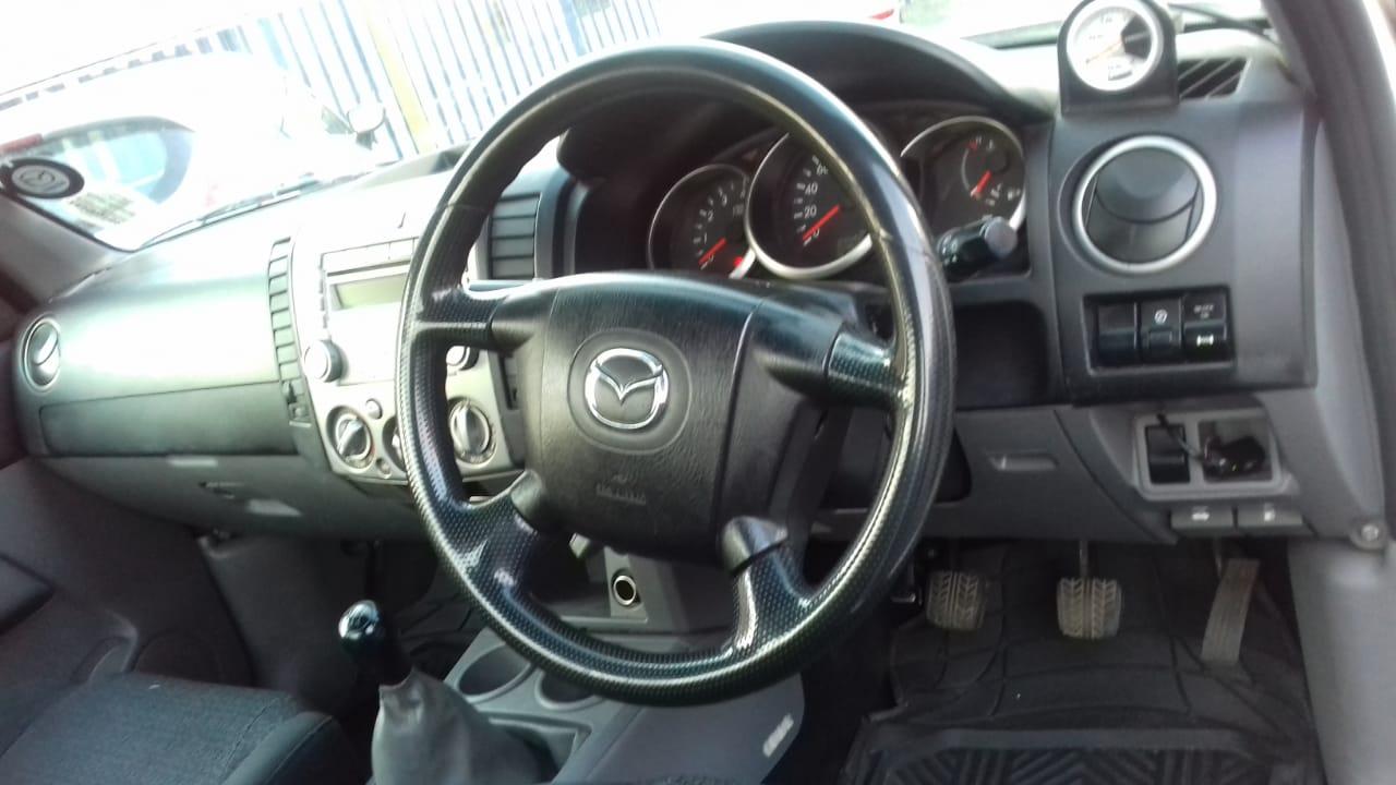 2011 Mazda BT-50 3.0CRD SLX